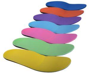 podiatrist-orthotics-multiple-colours