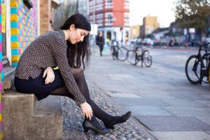 Women Foot Pain When Walking